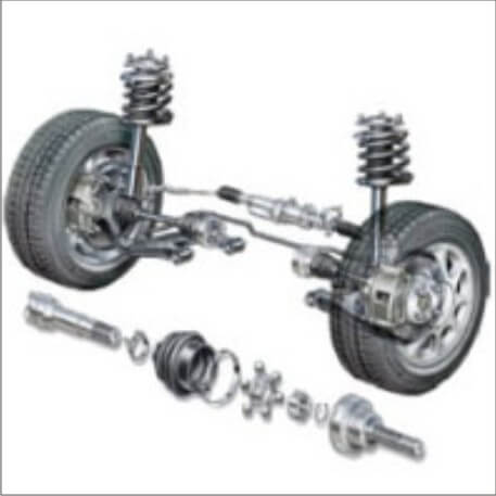 Suspension & Steering - PNC Automotive