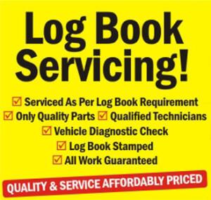 Logbook Servicing - PNC Automotive