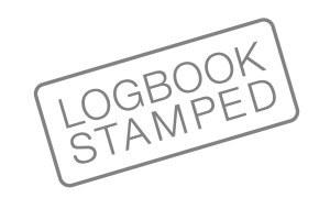 Logbook Stamped